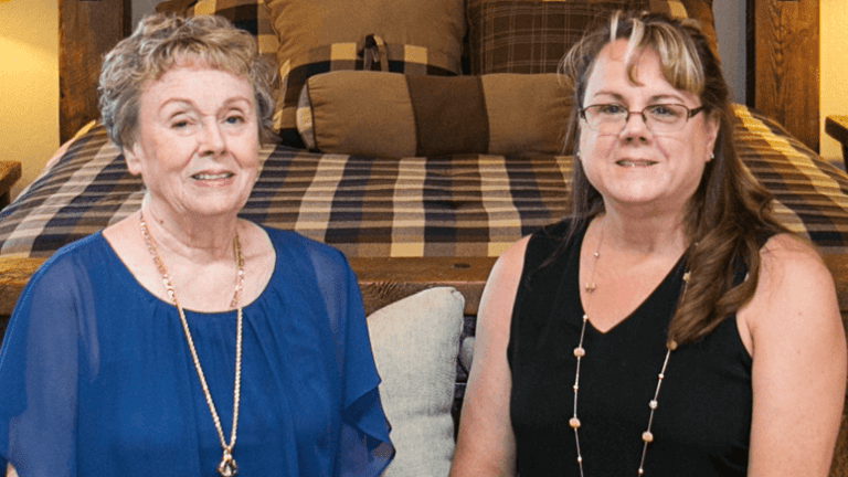 Virginia Keyes and her daughter Lisa faced many difficult decisions after Virginia's husband died in 2006. Closing the store, however, was never one of them.