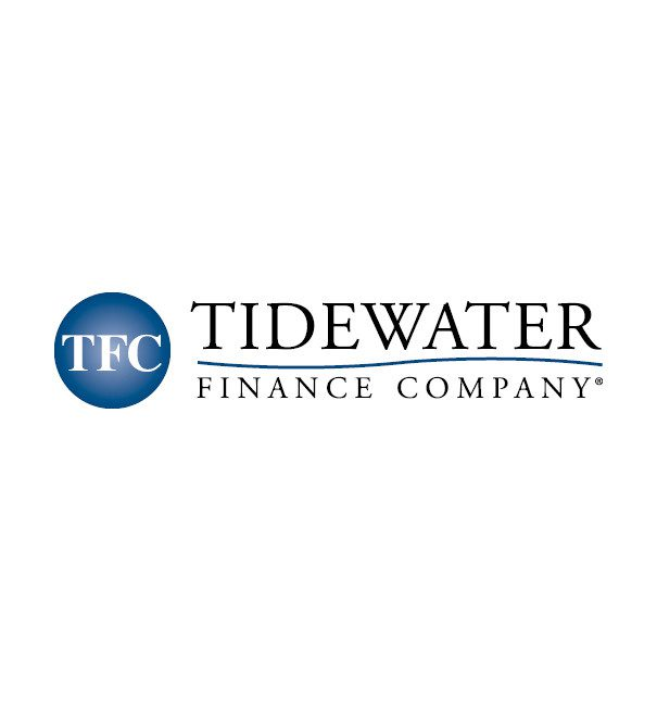 Tidewater Finance Company Website Logo