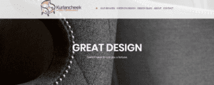 Image of Kurlancheek Home Furnishings website
