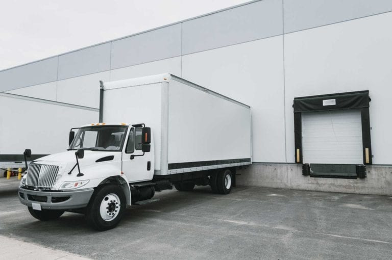 Photo of Delivery Truck