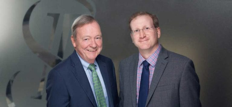 Ken Smith and Mark Laferriere, Smith Leonard assurance partners