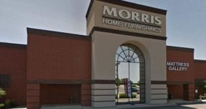 Morris Furniture is making a donation to a local charity group every time a customer tests a mattress at a company store in November.