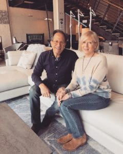 photo shows perry and lora sigesmund