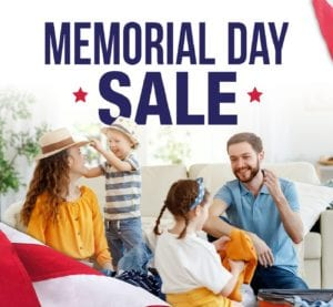 RC Willey Memorial Day ad