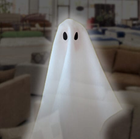 Ghost in the store