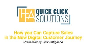 HFA Quick Click Solution_Shoptelligence